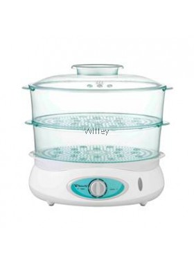 BUTTERFLY ELECTRIC FOOD STEAMER 12.8LT