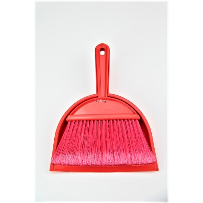 Mini Broom With Dustpan