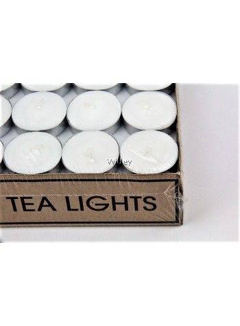 TEA LIGHT CANDLES 100PCS / LILIN
