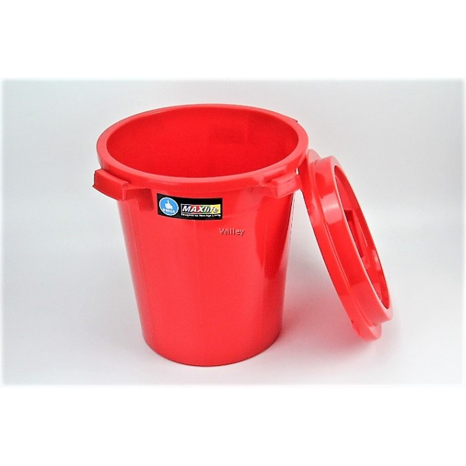 2 5gal Unica Pail With Cover