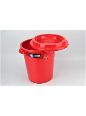 6GAL UNICA PAIL WITH COVER