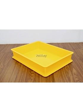Cake Tray / Stackable Tray / Yellow Tray 10cm
