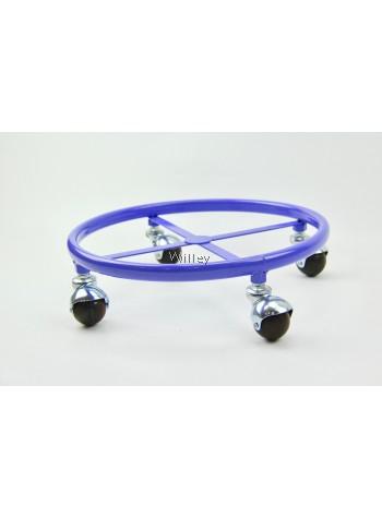 4Wheel Metal Gas Roller