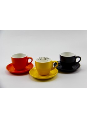 PORCELAIN CUP & SAUCER 200ML