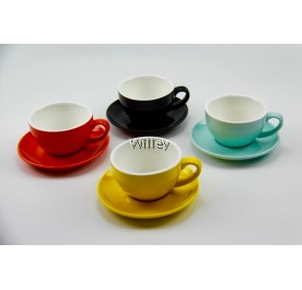 PORCELAIN CUP & SAUCER 300ML