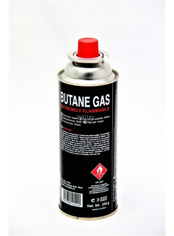 KOREA PORTABLE BUTANE GAS (28 BOTTLE)