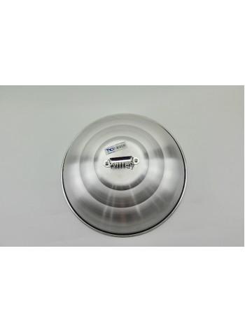 Aluminium Wok Cover 43-57cm / Penutup Kuali