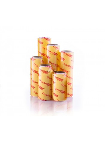 "CrystalWrap Food Wrap Film 8"" (200mm) x 400meter"