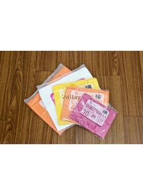 5xPack 40/48/55 Singlet Plastic Bag (Medium Size)